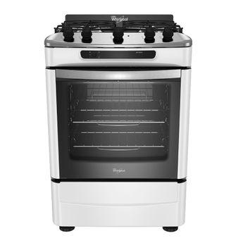 Electrodom sticos cocinas whirlpool compra cierta for Cocina whirlpool wfx56dg
