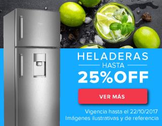 Heladeras